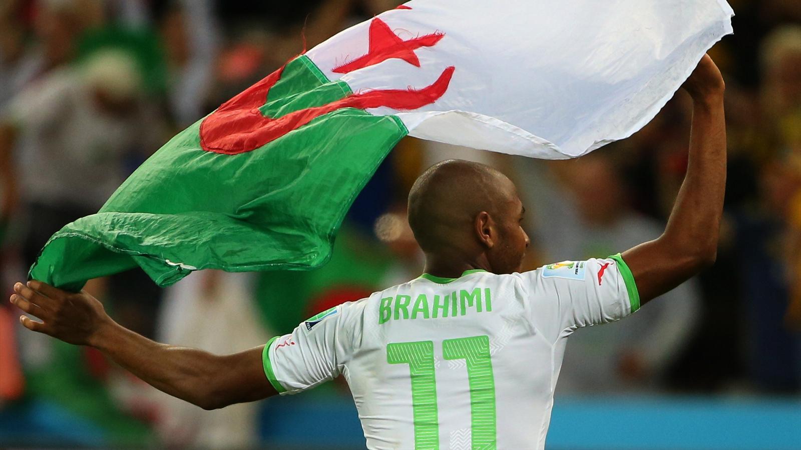 Alg rie allemagne mardi brahimi feghouli et djabou - Algerie allemagne coupe du monde 2014 ...