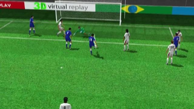 3D Goal: Papastathopoulos levels matters