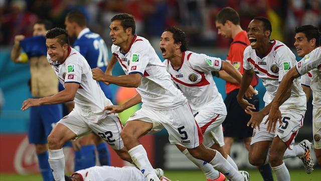 Le Costa Rica s'invite à la table des géants