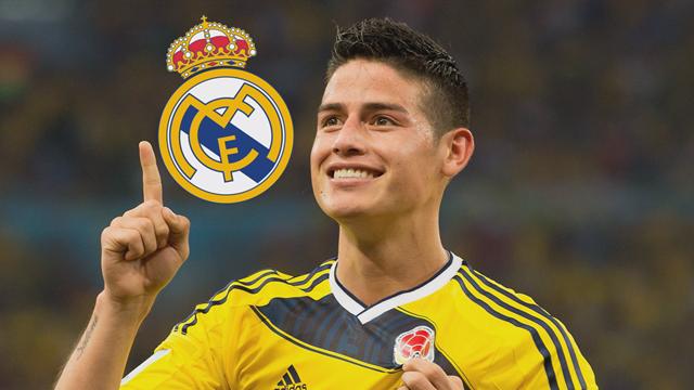 James Rodriguez Bersiap-Siap Berlaga Di Liga Spanyol