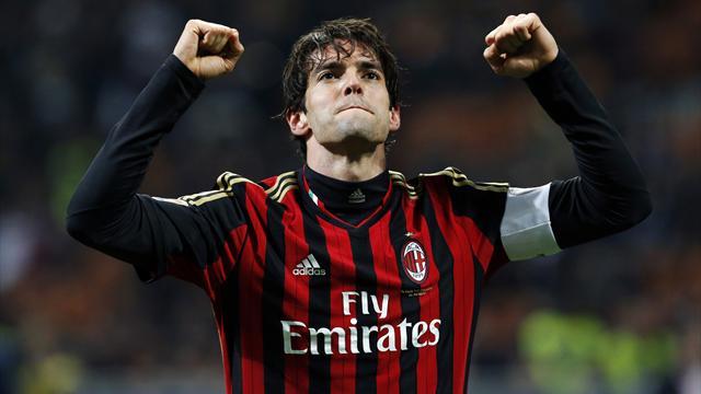 Kaka Milan'dan ayrıldı! İşte yeni takımı