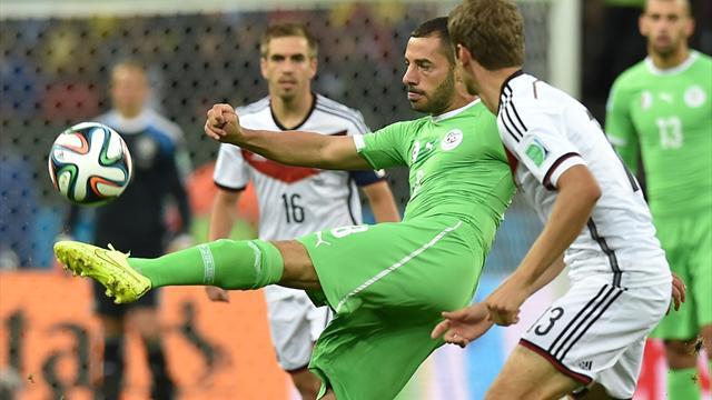 Pendant 90 minutes, l'Algérie a montré la voie aux Bleus