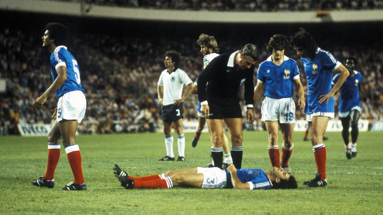 Coupe du monde 2014 le top 20 des images de france allemagne coupe du monde 2014 football - Coupe du monde france allemagne 1982 ...