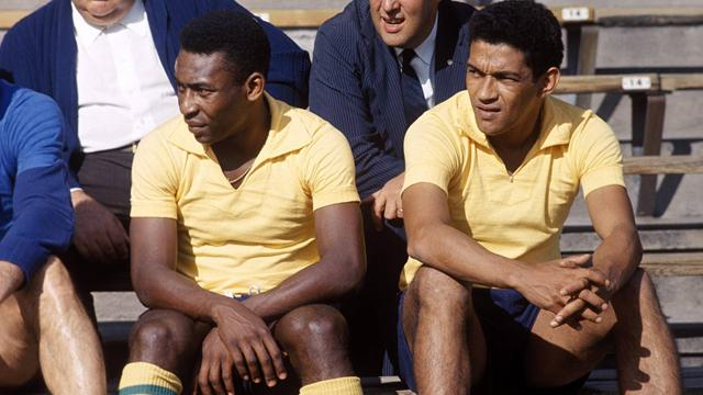 Le Brésil admire Pelé, mais il n'a aimé personne comme Garrincha