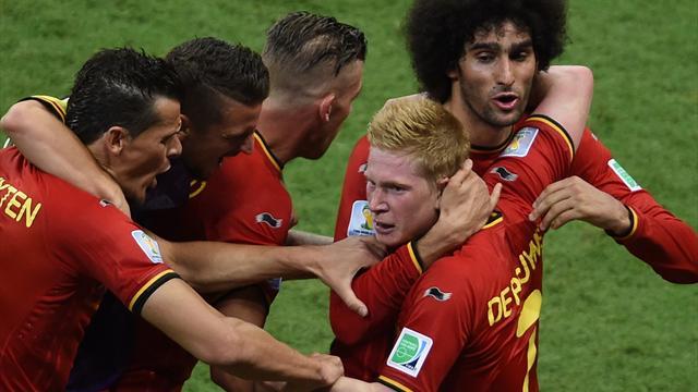 Son quart de finale, la Belgique ne l'a vraiment pas volé