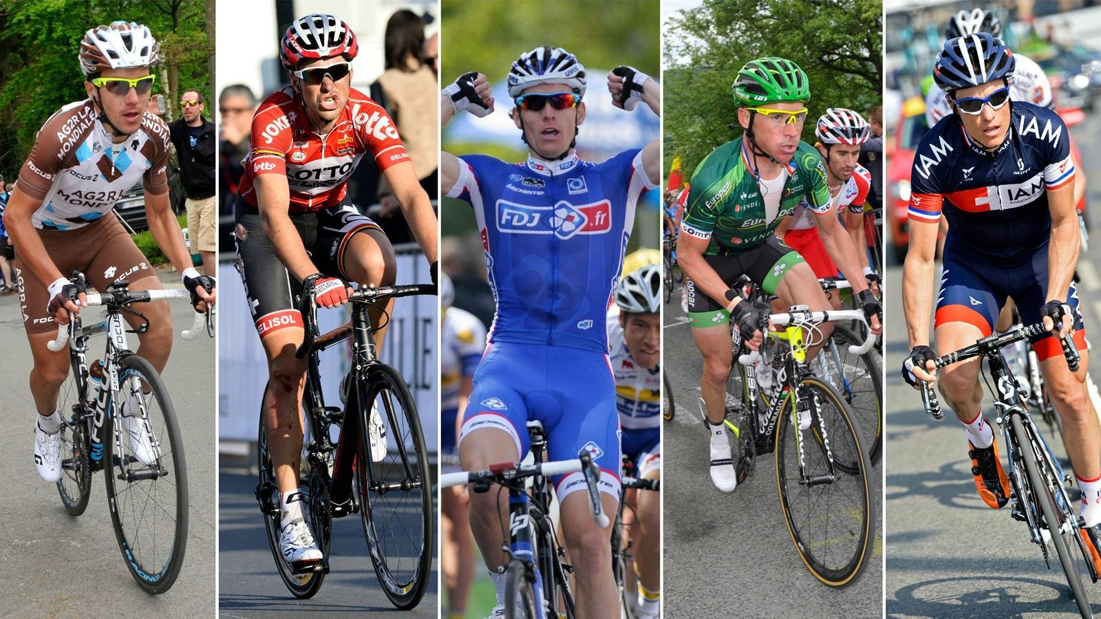 Tour De Faure France  City pictures : Tour de France 2014 : Notre onze type des Bleus qui ont les arguments ...