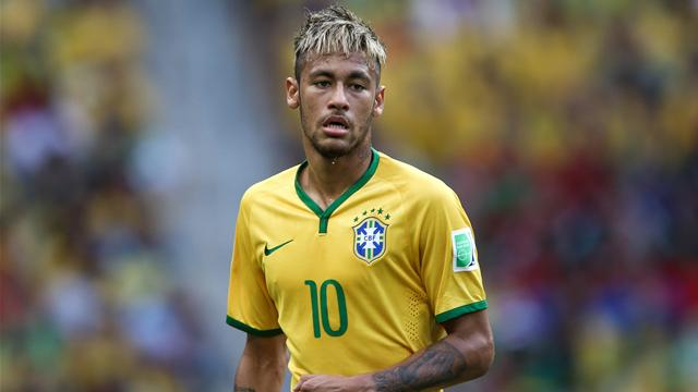 Neymar disputera le tournoi olympique de Rio 2016