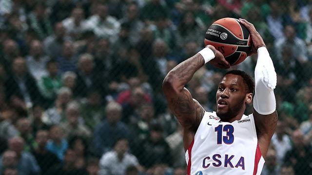 Уимс покинул ЦСКА ради НБА