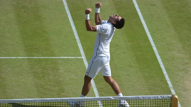 Djokovic, l'homme des finales majeures retentera sa chance