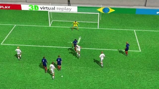 3D Goal: Hummels winner