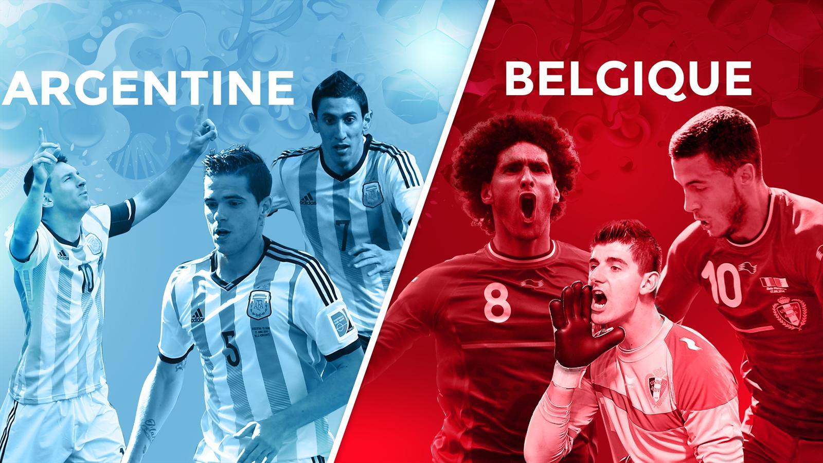 Coupe du monde 2014 argentine belgique messi doit - Doit on couper les tiges des orchidees ...