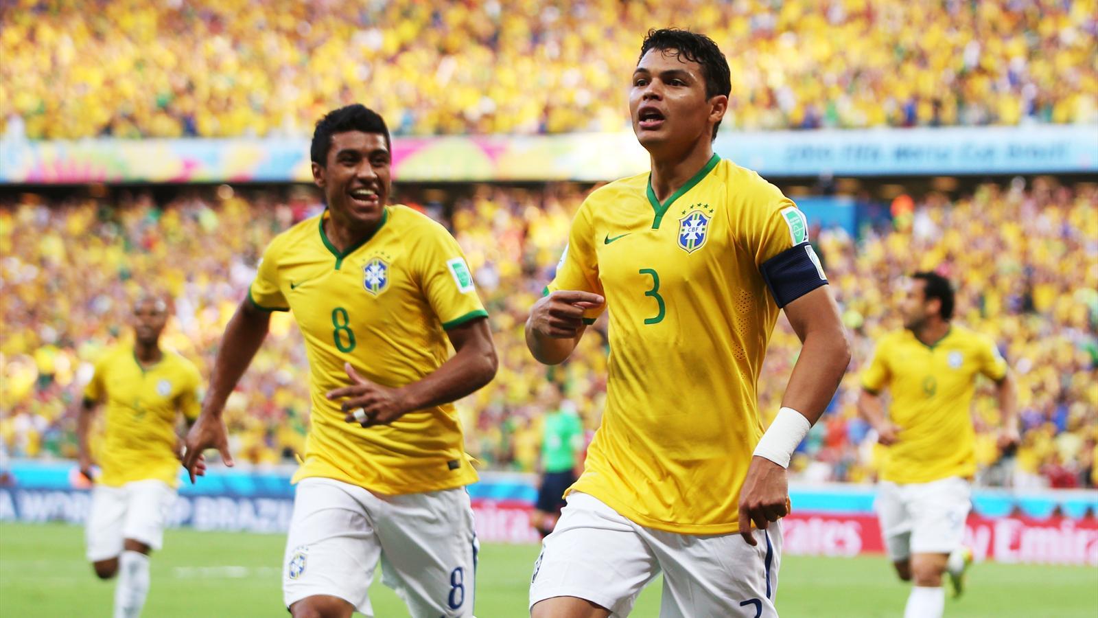 Le Brésil bat la Colombie (2-1) et affrontera l
