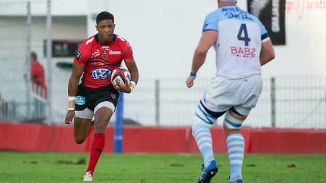 Toulon débutera sa saison contre l'Aviron à Jean-Dauger