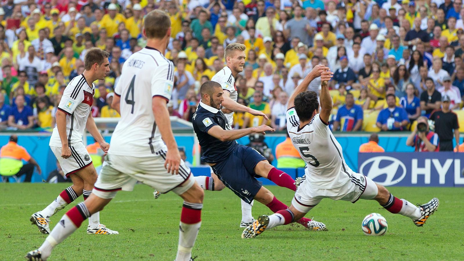 Coupe du monde il fallait un grand karim benzema aux bleus on ne l 39 a pas eu quand a comptait - Classement coupe du monde 2014 ...