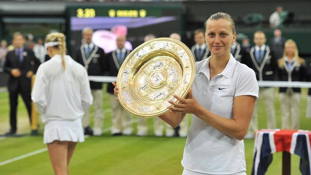 Petra Kvitova Has 'Huge Motivation' To Get Back On Tour