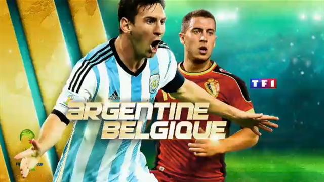 replay football coupe du monde de la fifa 2014 1 4 de finale argentine belgique coupe. Black Bedroom Furniture Sets. Home Design Ideas