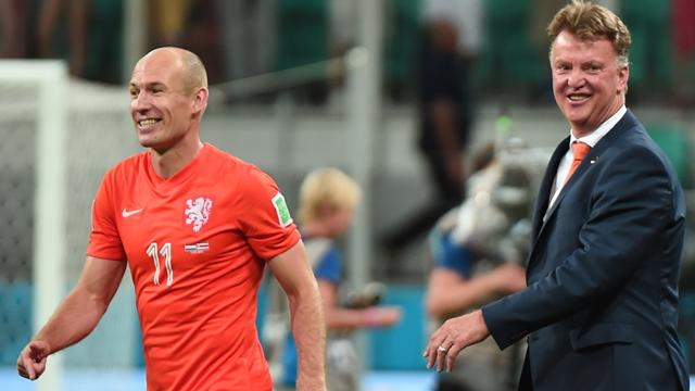 """Van Gaal : """"Il faut utiliser les qualités des joueurs"""""""