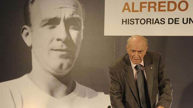 Alfredo Di Stefano s'en est allé