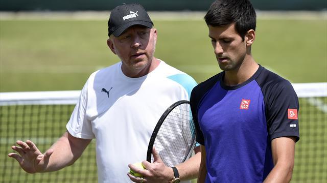 Becker va poursuivre avec Djokovic et veut déjà garder la place de numéro 1 mondial