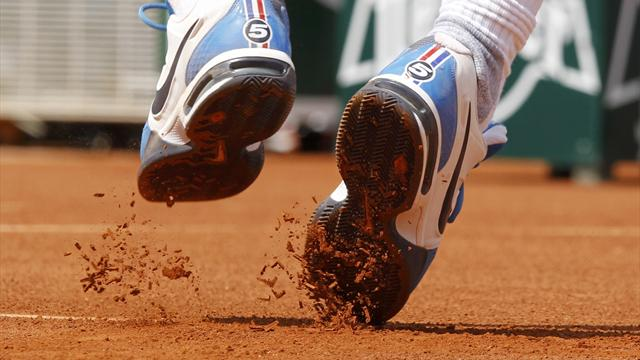 Six tennis players amongst those arrested on suspicion of match-fixing