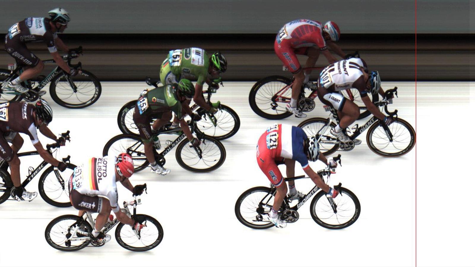 cyclisme sur eurosport