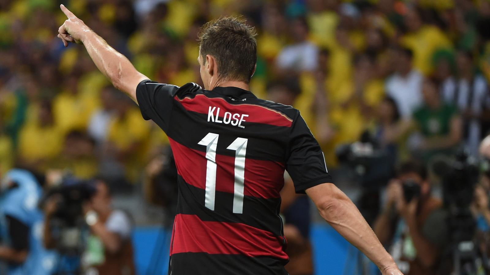 Miroslav klose en t te du classement des 13 meilleurs - Le meilleur buteur de la coupe du monde ...