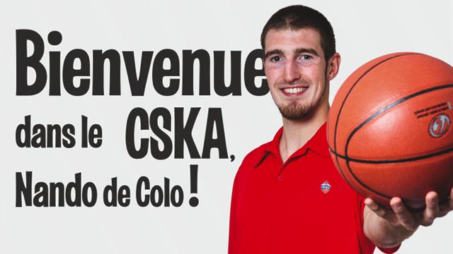 De Colo, Ocak ayının en değerlisi seçildi