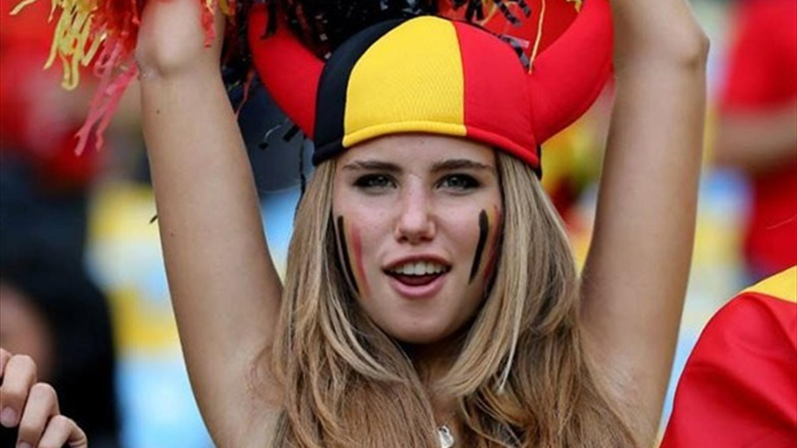Самые красивые девушки бельгии фото