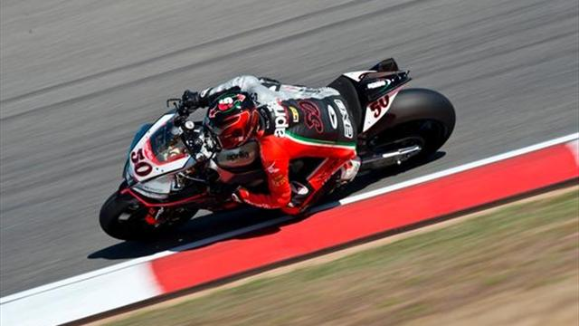 Superbikes : Un pas de plus pour Sykes