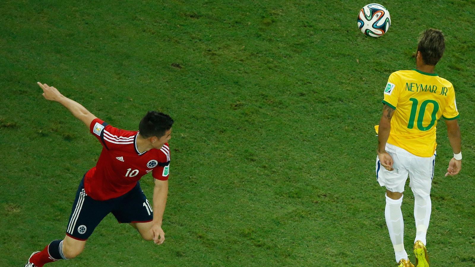 Coupe du monde 2014 et les 10 joueurs nomm s pour le titre de ballon d 39 or de la comp tition - Coupe du monde espagne 2014 ...