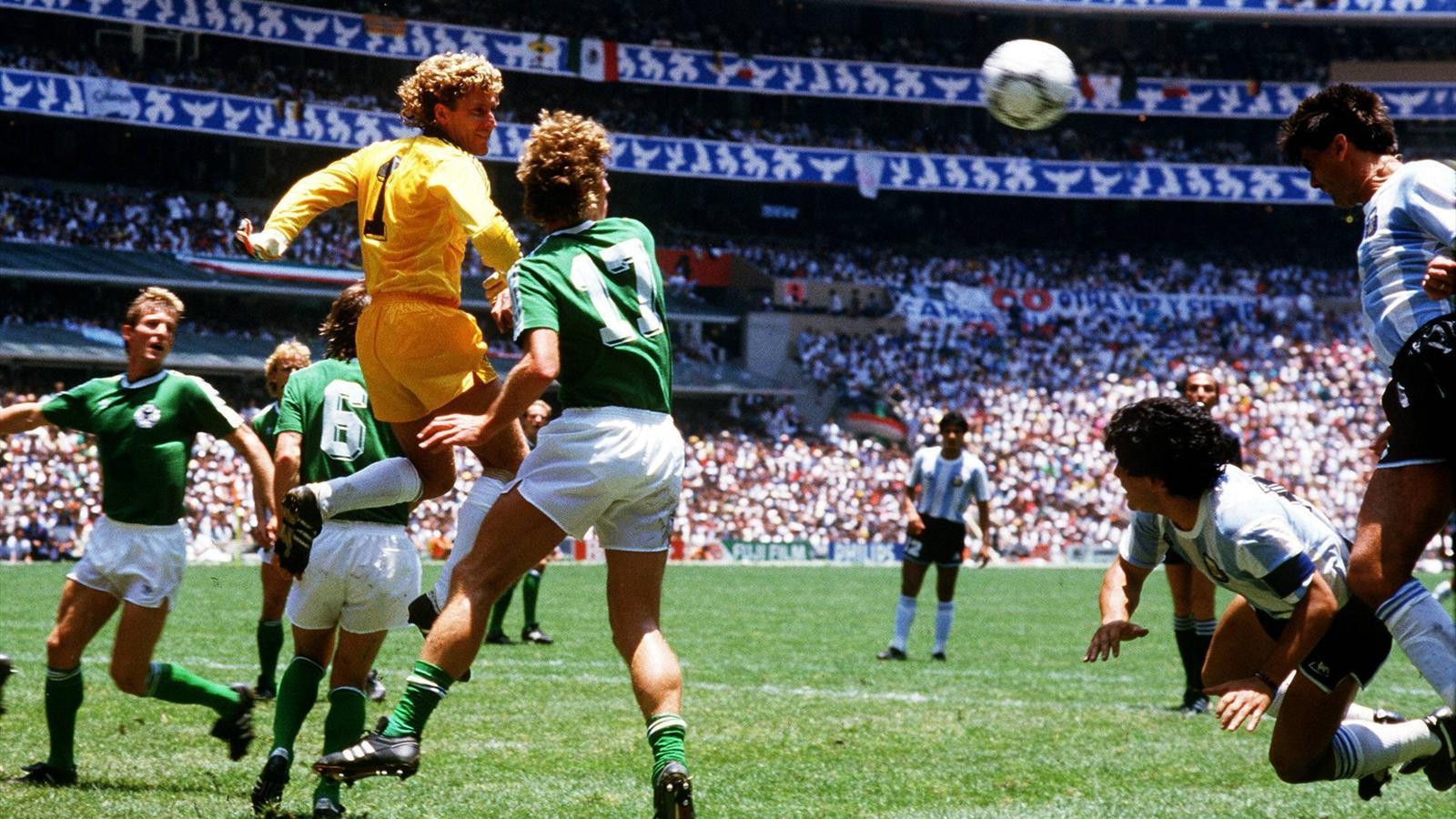 Eurosport - Finale coupe du monde 1986 ...