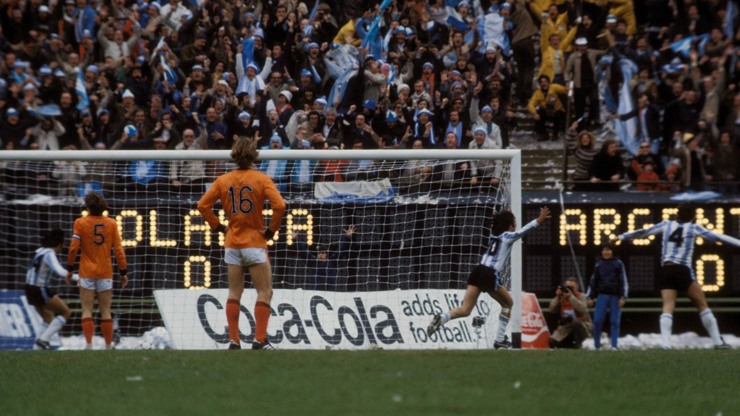 Europe amsud dans les finales intercontinentales c - Finale coupe du monde 1978 ...