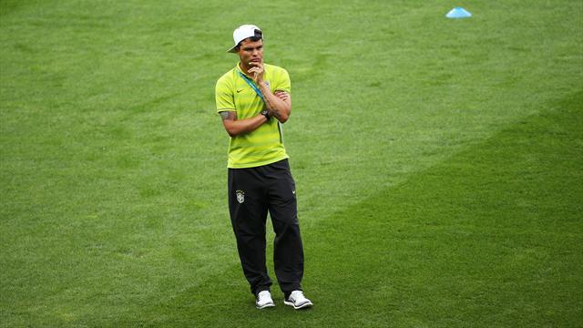 Thiago Silva est passé à travers sa Coupe du monde