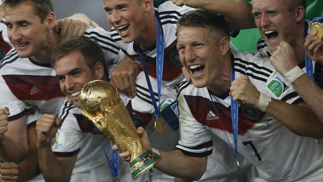 Coupe du monde record de paris pour la finale coupe du monde 2014 football eurosport - Record coupe du monde football ...