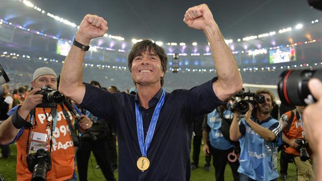 Лёв: «Проект сборной Германии мы запустили десять лет назад»