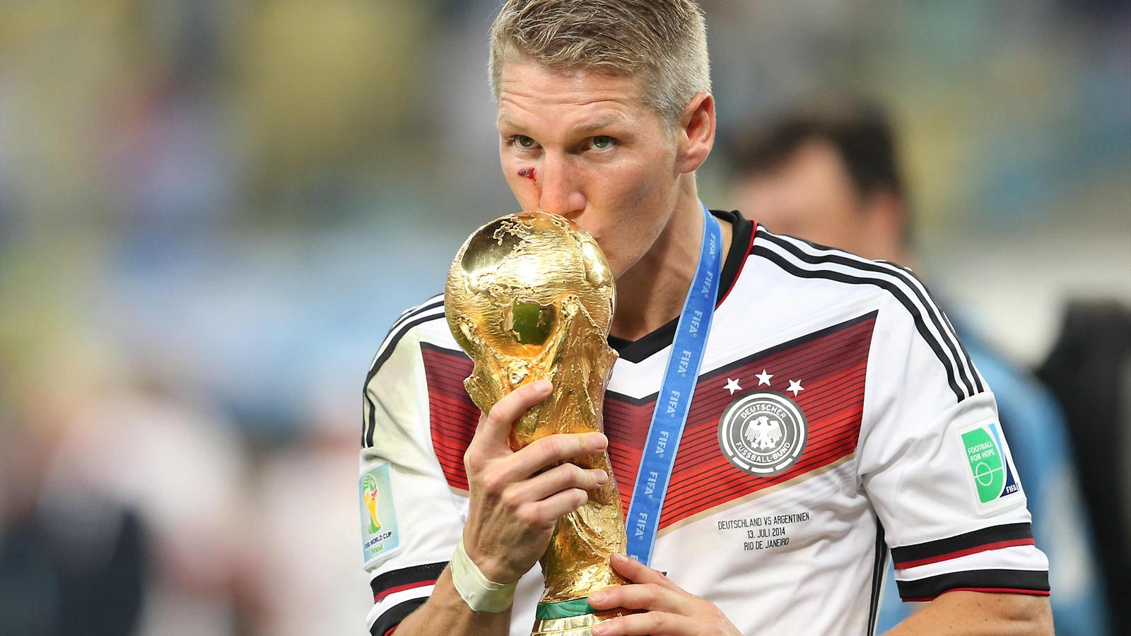 Bastian Schweinsteiger retires from international football World