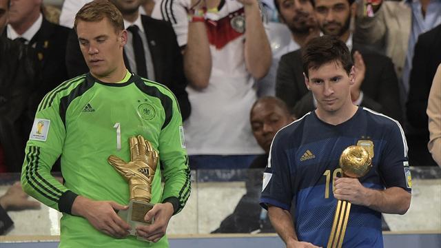 Messi meilleur joueur du Mondial : comment est-ce possible ?