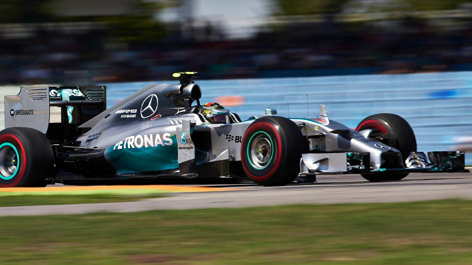 grand prix d 39 allemagne nico rosberg mercedes reprend la main grand prix d 39 allemagne 2014. Black Bedroom Furniture Sets. Home Design Ideas