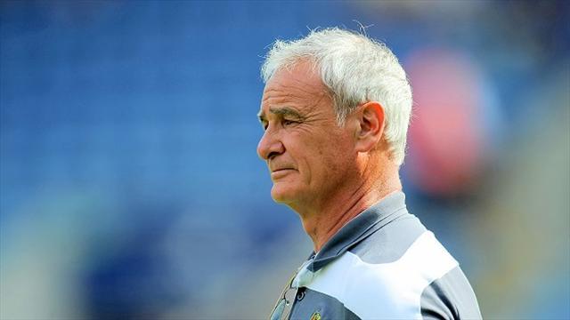 Ranieri named Greece coach