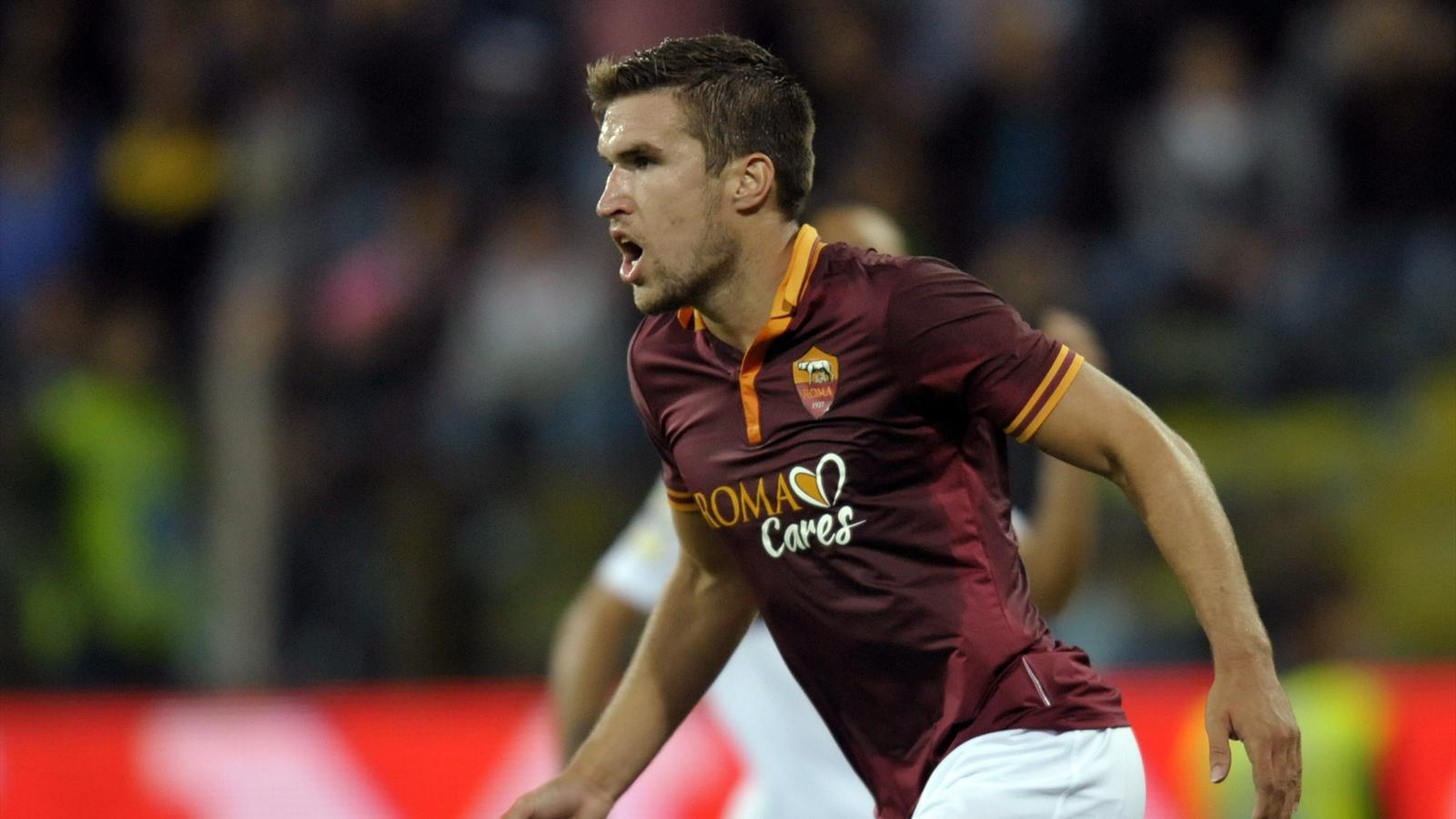 Kevin Strottman: İtalyan kulübü Roma nın orta saha oyuncusu 42