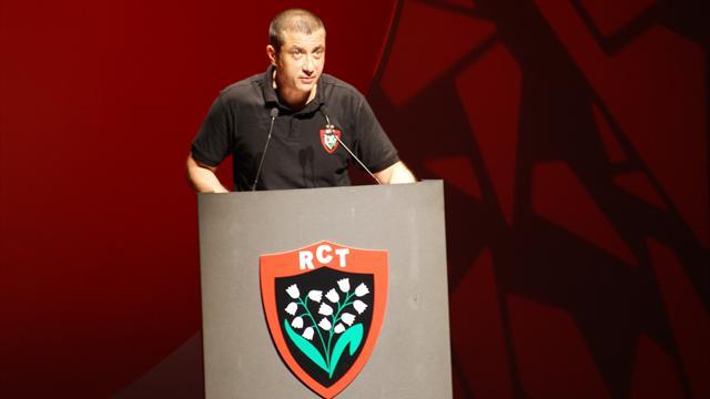 Toulon adoube Hayman et prévoit deux délocalisations