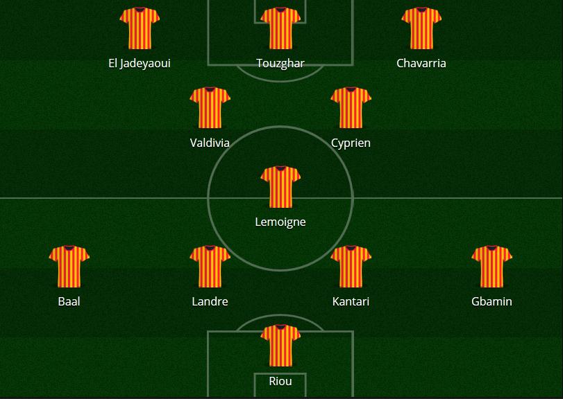 Prochaine rencontre ligue 1 algerie