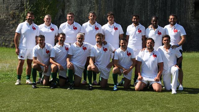 Festi'rugby: l'académie de Serge Betsen fête ses 10 ans