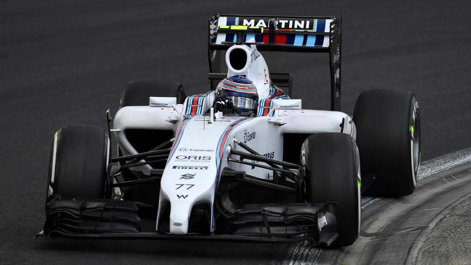 grand prix de hongrie valtteri bottas williams une. Black Bedroom Furniture Sets. Home Design Ideas