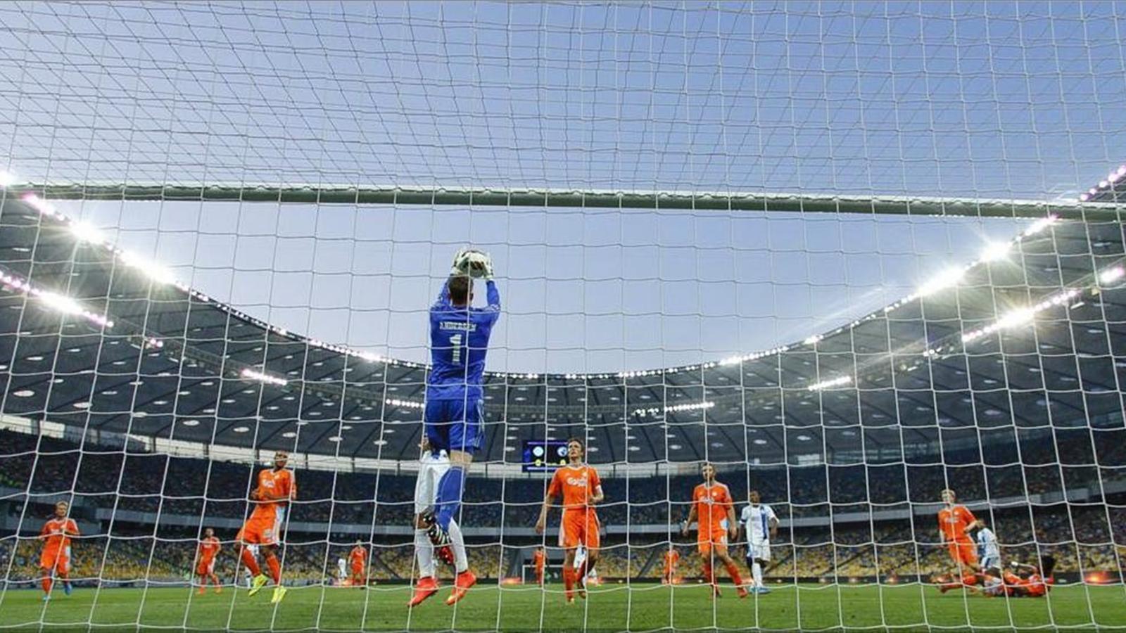 УЕФА начал расследование инцидента на матче «Днепр» – «Копенгаген»