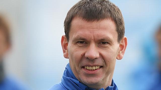 Зырянов завершил карьеру и возглавил Зенит-2