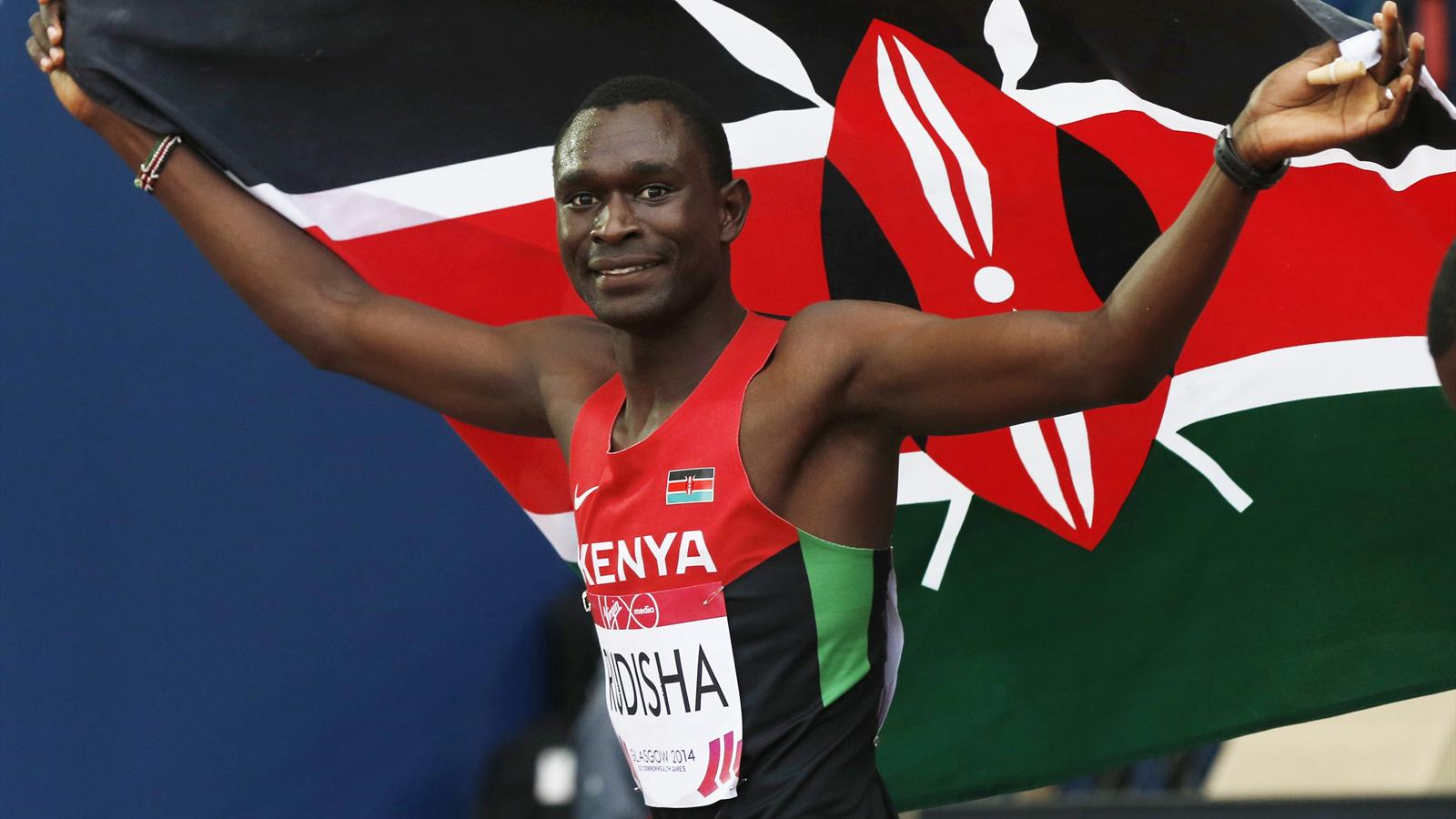 David Rudisha fears for Kenya's reputation after doping allegations - Athletics - Eurosport