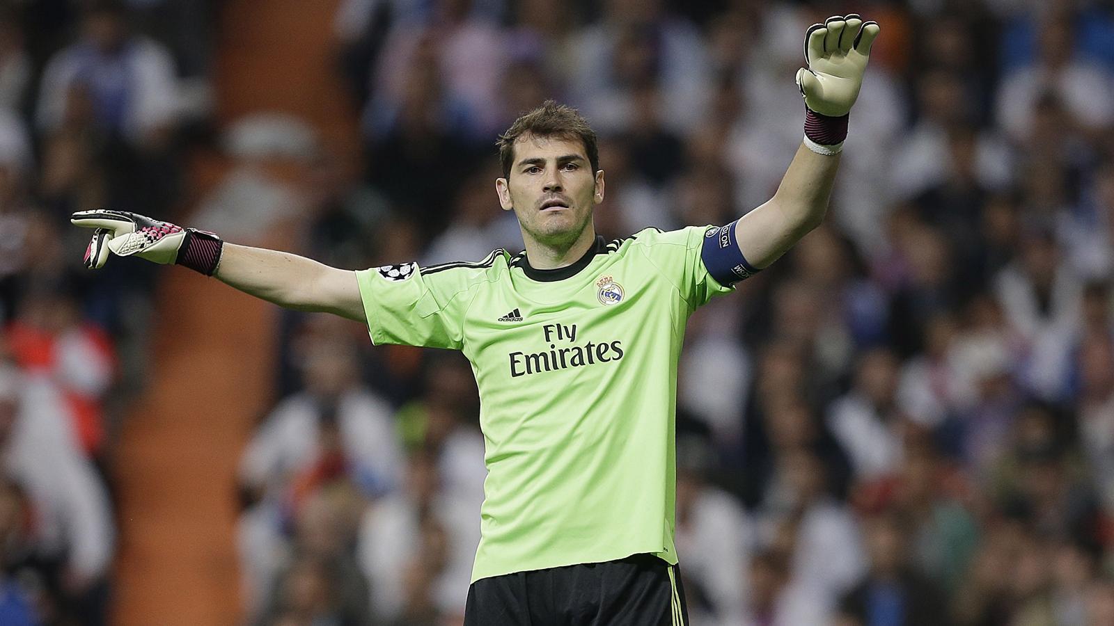 Iker Casillas pourrait finalement rester au Real Madrid