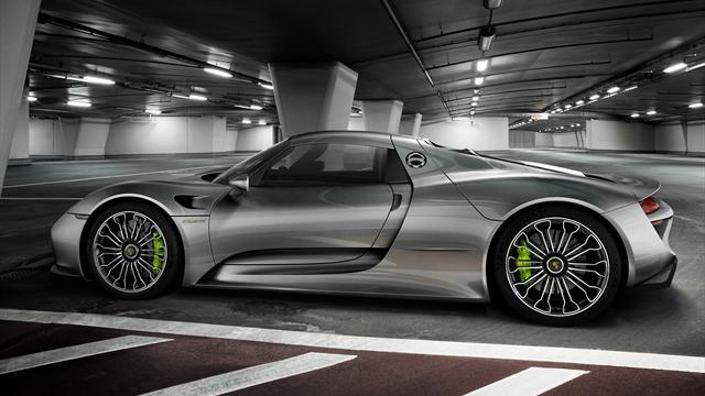 """Porsche 918 Spyder, """"le défi d'une vie"""""""