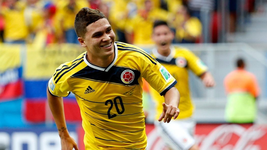 Juan Fernando Quintero: 5 Players Who've Surprised Us In FIFA World Cup 2018